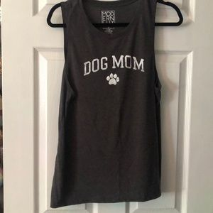 Dog mom tank XXL
